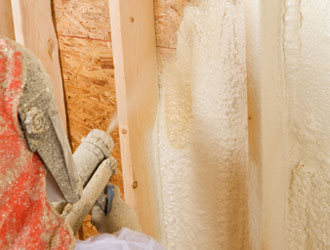 foam insulation benefits for California homes